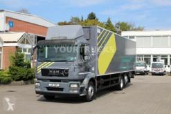 Kamión dodávka MAN TGM 26.340 LL EURO 5 /ISO-Koffer 9,8m/LBW 2000kg