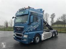 Kamión hákový nosič kontajnerov MAN TGX26.540 6X2