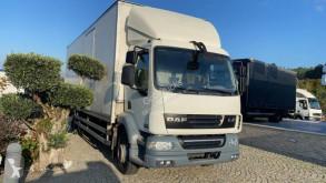 Kamión DAF LF55 55.250 dodávka sťahovacie vozidlo ojazdený