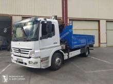 Mercedes platóoldalak plató teherautó Atego 1324