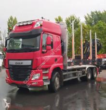 DAF timber truck CF85 510