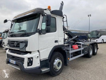Camion polybenne Volvo FMX 410