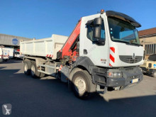 Camion Renault Kerax 410.26 bi-benne occasion