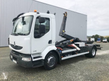 Kamión hákový nosič kontajnerov Renault Midlum 240.16 DXI