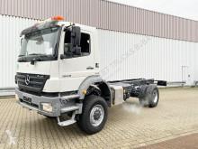 Kamión podvozok Mercedes Axor 1829 4x4 1829 4x4, Nur 3800KM! Klima