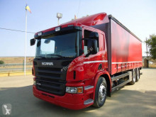Scania truck used tautliner