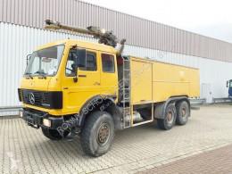Mercedes tanker truck 2636 NG A 6x6 NG A 6x6, V10-Motor, 10.000l Tank, 1x Vorhanden!