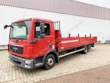 MAN TGL 12.220 4x2 BL 12.220 4x2 BL Klima truck used flatbed