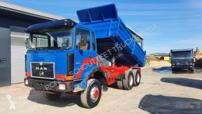 Camion MAN 26.291 Andere 6x6 benne occasion