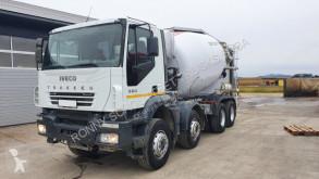 Camion Iveco Eurotrakker AD340T38 Klima béton toupie / Malaxeur occasion