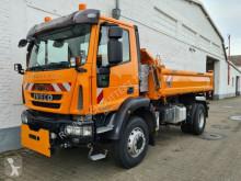 Camión volquete trilateral Euro Cargo 150 E 28/4x4 Euro Cargo ML 150 E 28 AK/4x4 Winterdienst