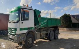 Camion Mercedes Actros 3336 benă bilaterala second-hand