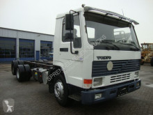 Volvo FL12 truck used chassis