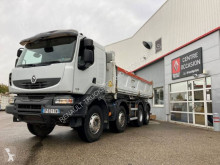 Renault two-way side tipper truck Kerax 460.32