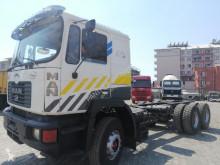 Камион MAN 33.372 шаси втора употреба