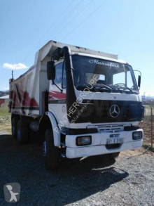 Camion Mercedes Axor benne occasion