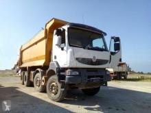 Camion benne Renault Kerax 440