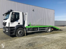 Iveco Stralis 330 truck used heavy equipment transport