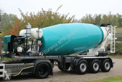 Vrachtwagen beton molen / Mixer EUROMIX MTP 12m³ Mischauflieger