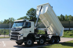 Camion benne Volvo FMX 430 8x4 /Euro 6d EuromixMTP TM18 HARDOX