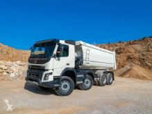 Camión Volvo FMX 430 8x4 / EuromixMTP TM20 HARDOX usado