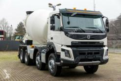 Volvo FMX 430 8x4 / EuromiMTP EM 9m³ Vermietung truck used concrete mixer