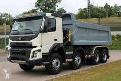 Camion Volvo FMX 430 8x4 / Euro6d EuromixMTP TM18 HARDOX