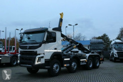 Camion Volvo FMX FMX 430 8x4 / Euro6d Hyva Lift polybenne occasion