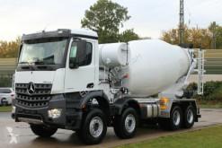 Kamion beton frézovací stroj / míchačka Mercedes Arocs 5 4142 8x4 / Euro 3 EuromixMTP EM 12m R