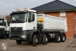 Camion Mercedes Arocs Arocs 5 4142 8X4 Euro6d Kipper Euromix TM 18m benne occasion