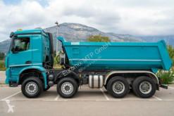 Teherautó Mercedes 4142 8X4 EuromixMTP WECHSELSYSTEM KIPPER+MISCHE használt betonkeverő beton
