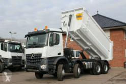 Mercedes 4142 8X4 EuromixMTP WECHSELSYSTEM KIPPER+MISCHE truck used tipper