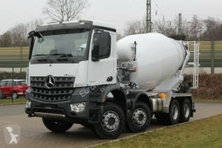 Lastbil Mercedes Arocs 5 3542 8x4 / EuromixMTP EM 10 R Euro 3 betong blandare begagnad