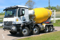 Mercedes Arocs 5 3540 8x4 Euro6d EuromixMTP EM 9 R truck used concrete mixer