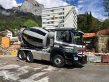 Camión hormigón cuba / Mezclador Mercedes 3342 6x4 / EuromixMTP WECHSELSYSTEM KIPPER+MISC