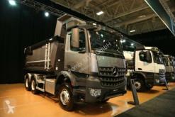 Camion Mercedes AROCS 5 3342 6X4 Kipper Euromix EMT 12m Euro6d benne occasion