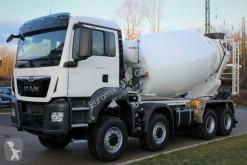 Kamión MAN TGS 41.430 8x6 /EuromixMTP EM 10m³ EURO 6 betonárske zariadenie domiešavač ojazdený