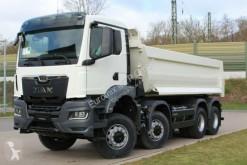 Camião MAN TGS 41.430 8x6 / Kipper / EURO 6d ( TG 3 ) basculante usado