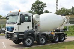 Camion béton toupie / Malaxeur MAN TGS 41.430 8x4 Euro6d EuromixMTP EM 12m³ EURO 6