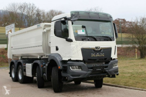 Camion MAN TGS 41.430 8x4 / Kipper 16m³ / EURO 6 second-hand