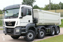 Camion MAN TGS 41.470 8x4 / Kipper / EURO 6 benă second-hand