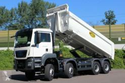 MAN TGS 41.420 8x8 Mulden Kipper / EURO 6 truck used skip