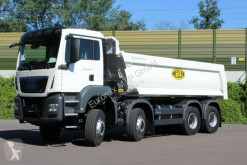 MAN TGS 41.420 8x8/ Mulden Kipper / EURO 6 truck used tipper