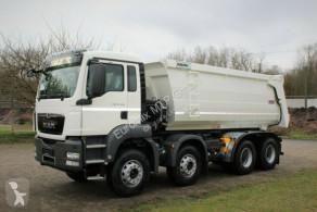 MAN emeletes billenőkocsi teherautó TGS 41.400 8x4 Mulden Kipper Euromix / EURO 5
