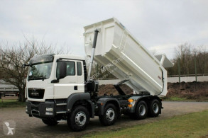MAN TGS 41.400 8x4 Kipper EuromixMTP TM / EURO 5 truck used tipper