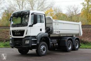 MAN tipper truck TGS 33.430 6x6 /Euro6d Mulden-Kipper EUROMIXMTP