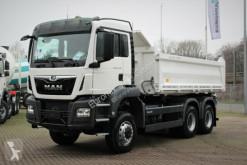 MAN tipper truck TGS 33.430 6x6 /Euro6d 3-Seiten-Kipper