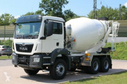 MAN TGS 33.430 6x6 / EuromixMTP EM 7m³ EURO 6d truck used concrete mixer