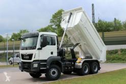 MAN emeletes billenőkocsi teherautó TGS 33.430 6x4/Euro6d EuromixMTP Mulden-Kipper