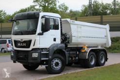Camion MAN TGS 33.430 6x4 /Euro6d EuromixMTP Mulden-Kipper benă second-hand